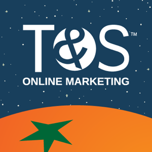 T&S Online Marketing logo